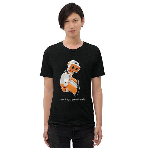 Monkey-C T-shirt - Adult