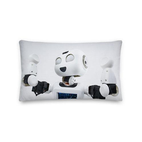 MAKI pro White Pillow