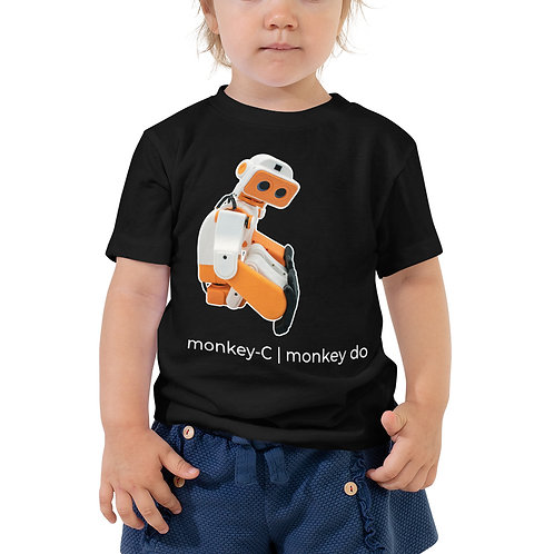 Monkey-C T-shirt - Toddler