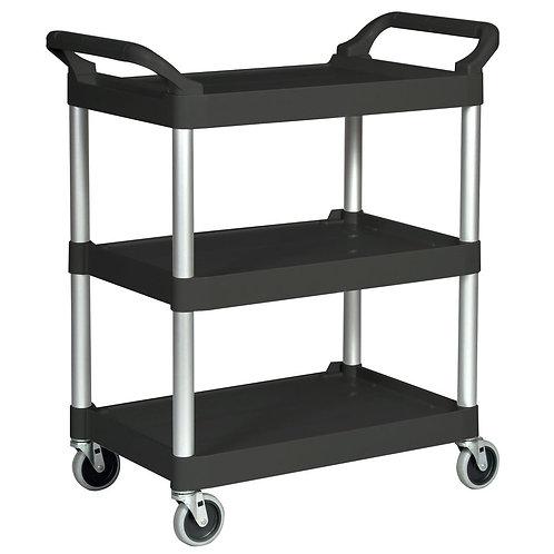 Rubbermaid Utility Cart 3 Shelf
