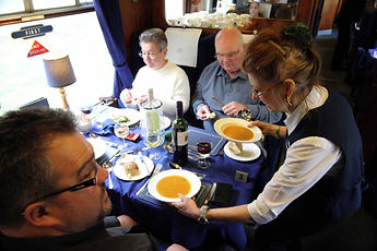 Dining train Swanage Railway ANDREW PM W
