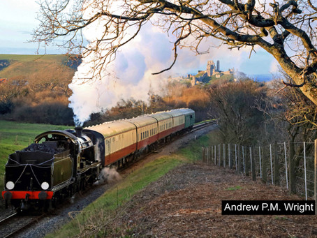 Volunteers plan for resumption of Covid-safe steam service – subject to government confirmation