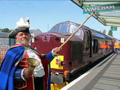 Purbeck Railway Circle September Meeting