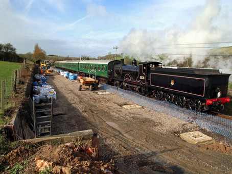 Herston Carriage Shed Update