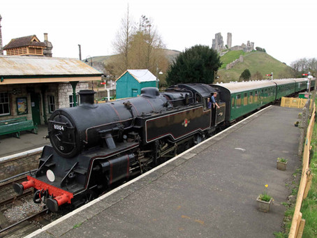 Swanage Railway wins government grant to help with Covid-safe transition to full re-opening