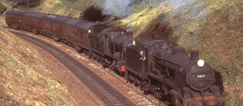 Purbeck Railway Circle January Meeting