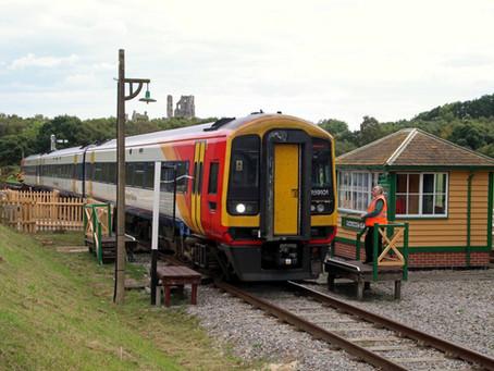 Purbeck Railway Circle Premiere: Signalling the Wareham link