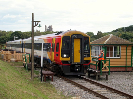 Purbeck Railway Circle Premiere: Signalling the Wareham link