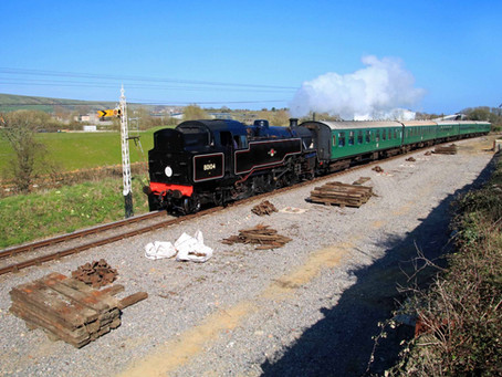 New video launched to boost £65,000 appeal so work can resume on new carriage shed