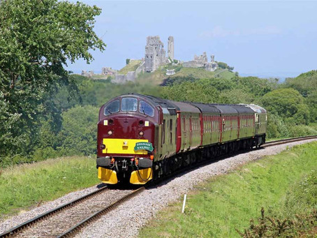 Challenging Restoration and Upgrade of 1960's Heritage Diesel Trains Delays Second Year Wareham