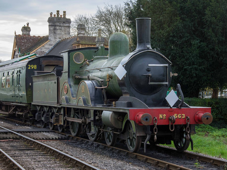 Ambitious £350,000 Appeal Launched to  Return Unique Victorian Steam Locomotive to Working Order