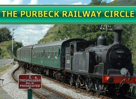 Purbeck Railway Circle: Meetings Cancelled