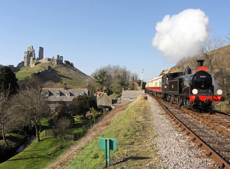 Public Can Donate by Text to Swanage Railway £360,000 'Save Our Service' Coronavirus Appeal