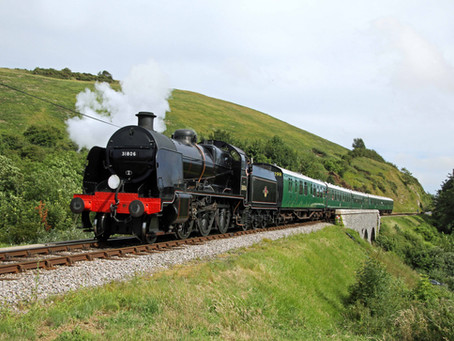 Steam to Resume and Norden Station to Re-Open