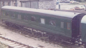 Purbeck Railway Circle Premiere: Southern Coaches for the Swanage Railway
