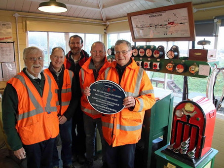 Swanage Railway Nominated for Heritage Railway Association Awards
