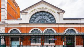 London Transport Museum: Hidden Hangouts