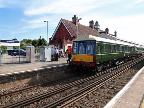 Swanage Railway wins government grant for updated feasibility study into Wareham train service