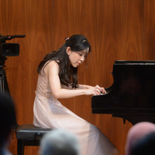 Stephanie Onggowinoto at J.S. Bach Recital Hall