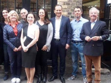 Lancement du Réseau International de Relocation Francophone « Bienvenue ! »