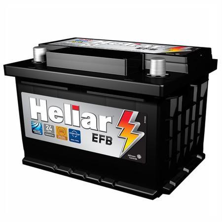 Bateria Heliar EFB 72Ah - Start-Stop