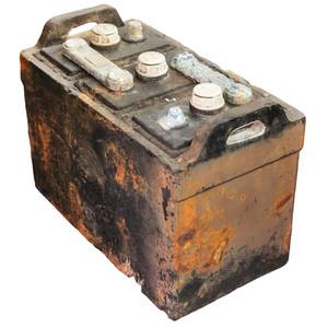 Recolhimento de baterias inservíveis (sucatas)