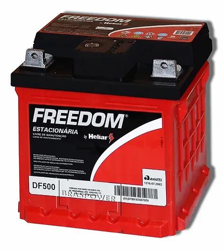 Bateria Freedom Estacionária DF500 - 24 meses de garantia