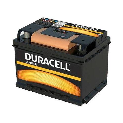 Bateria Duracell Free 60Ah - 2 anos de garantia