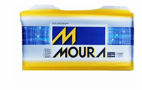 Bateria Moura 100Ah
