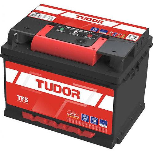 Bateria Tudor Free 60Ah - 18 meses de garantia