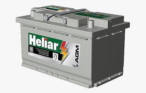 Bateria Heliar AGM 70Ah
