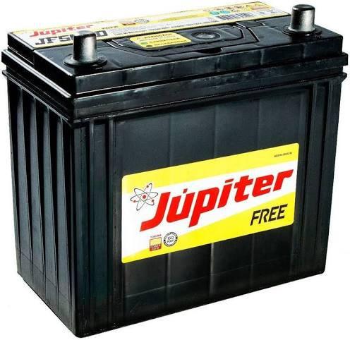 Bateria Júpiter 50Ah - 12 meses de garantia