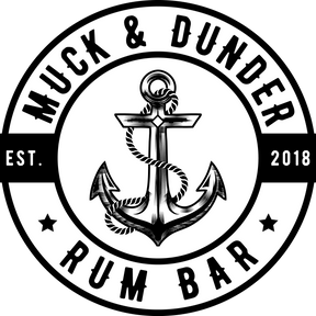 The offical Muck & Dunder logo...which took forever to sign off!