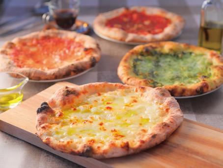 冷凍ピザについて