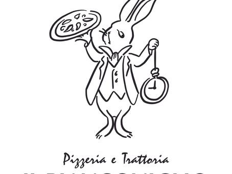 【Pizzeria e Trattoria IL BIANCONIGLIO】