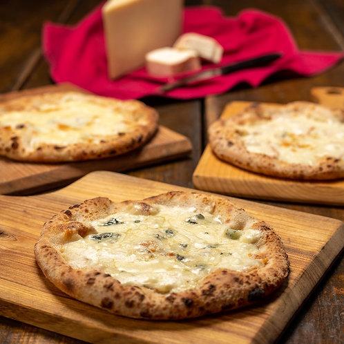 チーズピザセット(3枚)