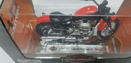 Maisto Motorcycle