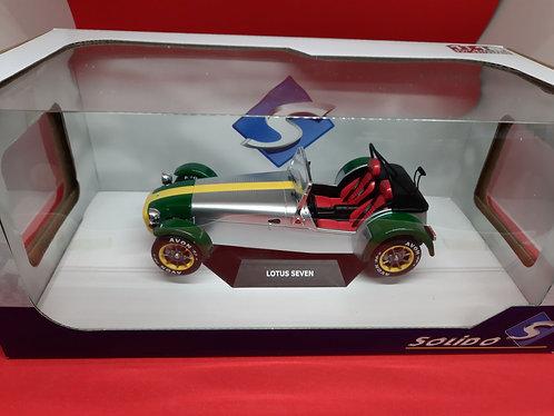 Lotus 7 1989 Diecast Model