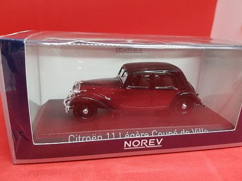 1935 Citroen coupe de ville diecast car