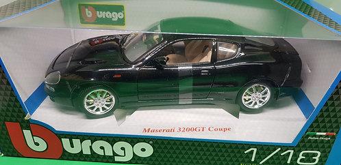 Bburago Maserati 3200 GT Coupe Diecast Car
