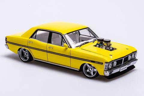 XY Falcon Street Machine. Diecast Model Car PREORDER