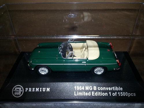 1964 MGB Roadster Diecast car