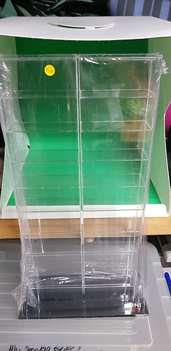 Stand, free standing 20 boxes
