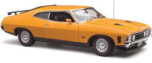 Ford XA RPO 83 Coupe Diecast Yellow Fire