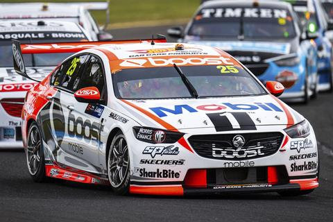 ZB Commodore Courtney 2018 Townsville 400