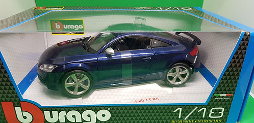 Bburago Audi TT RS Diecast Car