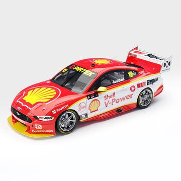 Shell Mustang 2020 Season car Coulthard PREORDER