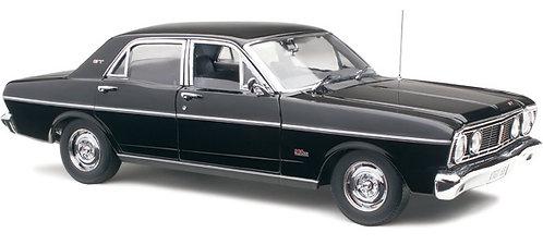 Ford XT GT in Jet Black
