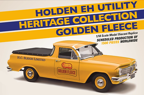 Holden EH Utility Diecast Golden Fleece PREORDER
