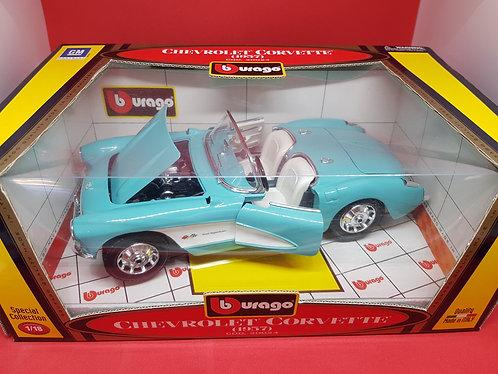 1957 Chevrolet Corvette Diecast Model car